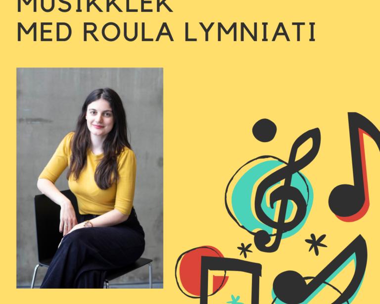 Musikklek med roula lymniati