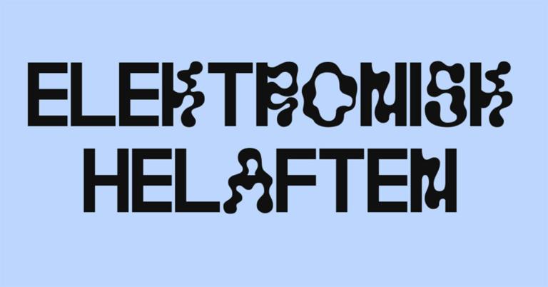 Elektronisk helaften header