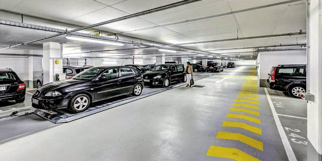 Woehr parkplatte503 autoparksystem carparkingsystem parkingplatform503