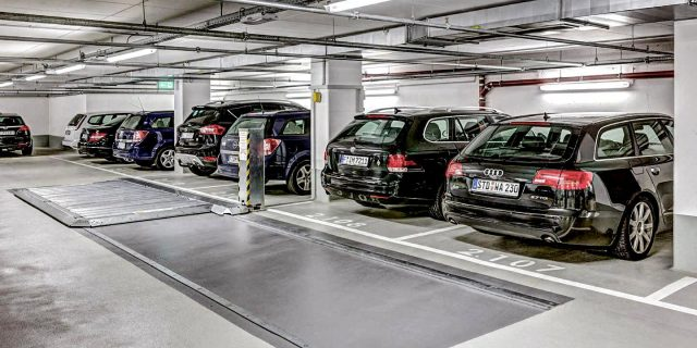 Woehr parkplatte503 carparkingsystem autoparksystem