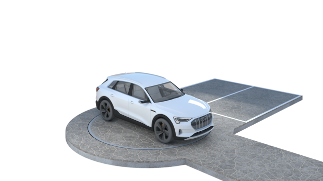2020 16 Turntable 505 200914 with parking spaces
