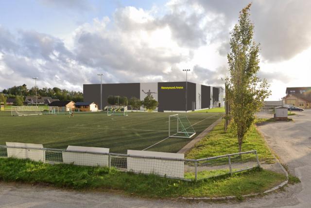 Nærøysund Arena - SIGN Arkitektur™