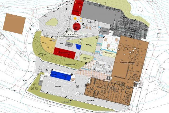 Sulitjelma barnehage og skole - SIGN Arkitektur™