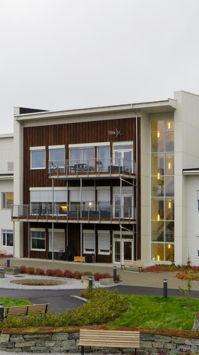 Selfors sykehjem - SIGN Arkitektur™
