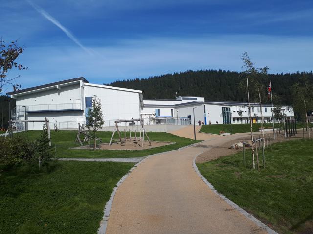 Ytteren skole - SIGN Arkitektur™