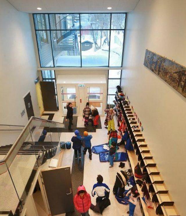 Sulitjelma barneskole - SIGN Arkitektur™