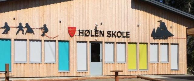 Hølen skole med flerbrukshall - SIGN Arkitektur™