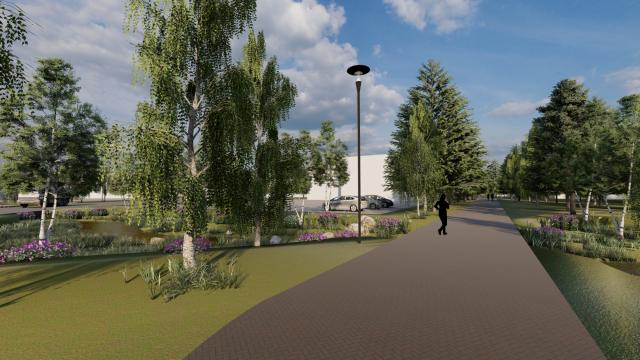Lensmyra Næringspark - SIGN Arkitektur™