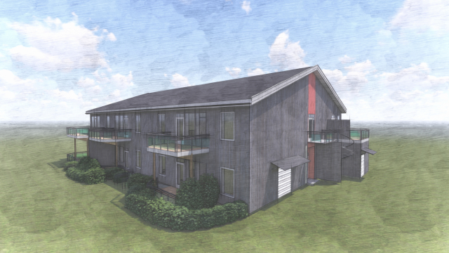 Martenshagen bofellesskap - SIGN Arkitektur™