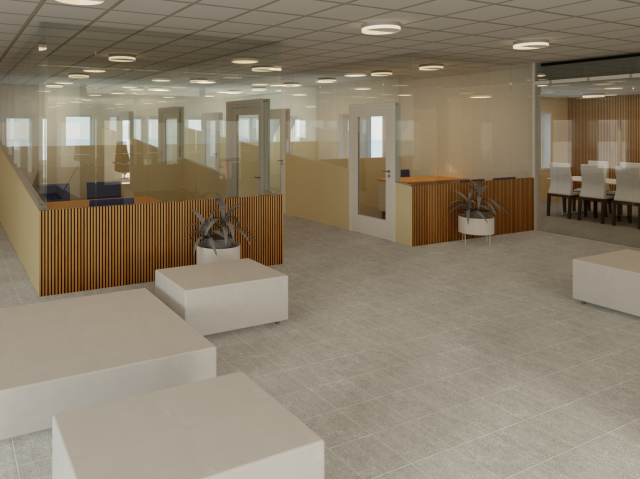 Mulighetsstudie kontorlandskap - SIGN Arkitektur™