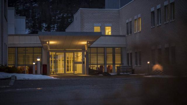 Psykiatrisk avdeling Sykehuset Namsos - SIGN Arkitektur™