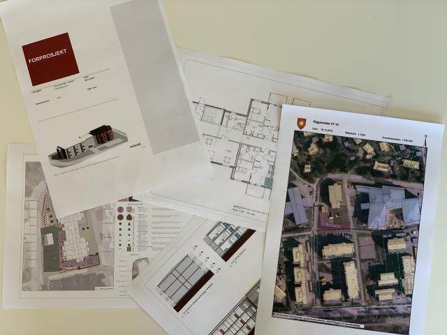 Vebjørn Tandbergs veg 14 - SIGN Arkitektur™